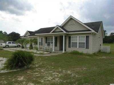 Conway SC Single Family Home For Sale: $174,900