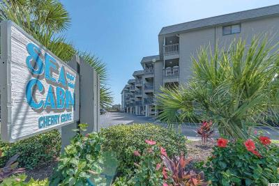 North Myrtle Beach Condo/Townhouse For Sale: 6000 N Ocean Blvd. #311
