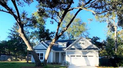 Murrells Inlet Single Family Home For Sale: 376 Jay St.