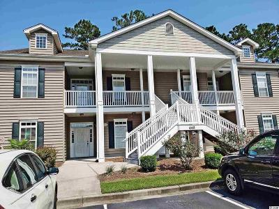 Murrells Inlet Condo/Townhouse For Sale: 448 Mahogany Ave. #102