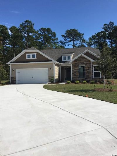 Ocean Isle Beach Single Family Home Active Under Contract: 6843 Locksley Place