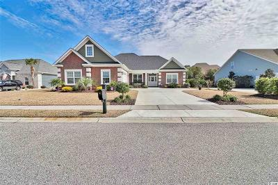 Myrtle Beach Single Family Home For Sale: 821 Sand Binder Dr.