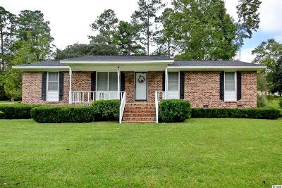 Conway Single Family Home For Sale: 3010 Sawyer St.