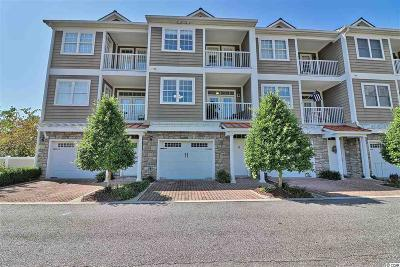 Murrells Inlet Condo/Townhouse For Sale: 122 Oyster Bay Dr. #102