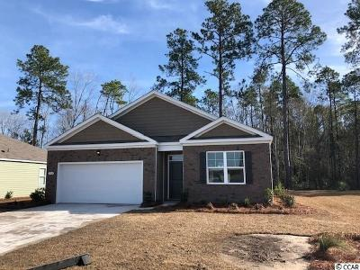 Myrtle Beach Single Family Home For Sale: 1764 Promise Pl.