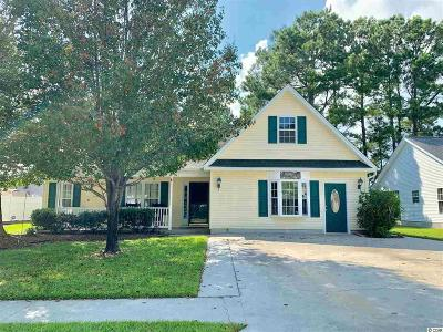 Myrtle Beach Single Family Home For Sale: 213 Fox Catcher Dr.