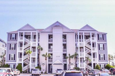 Myrtle Beach Condo/Townhouse For Sale: 118 Ella Kinley Circle #6-102