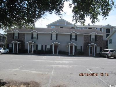 Myrtle Beach Condo/Townhouse For Sale: 6716 N Bryant St. #B