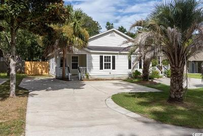 Myrtle Beach Condo/Townhouse For Sale: 312-B 16th Ave. S #B