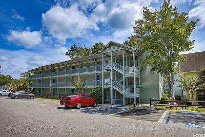 Myrtle Beach Condo/Townhouse For Sale: 5905 S Kings Hwy. #6203