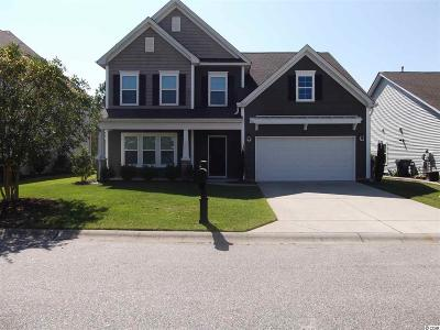 Myrtle Beach Single Family Home For Sale: 4819 Bramblewood Dr.