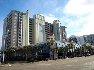 Myrtle Beach Condo/Townhouse For Sale: 2311 S Ocean Blvd. #1267