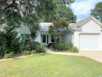 Myrtle Beach Single Family Home For Sale: 511 Saint Charles Circle