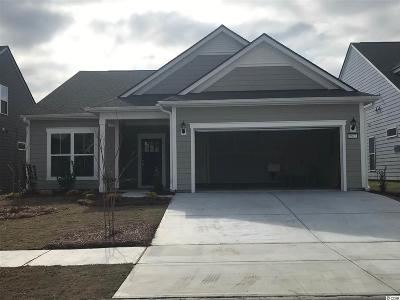 Myrtle Beach Single Family Home Active Under Contract: 5877 Ledro Ln.