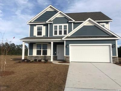 Myrtle Beach Single Family Home Active Under Contract: 1128 Valetto Loop
