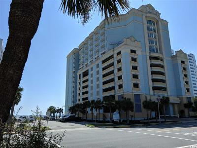 Myrtle Beach Condo/Townhouse For Sale: 2501 S Ocean Blvd. #1023