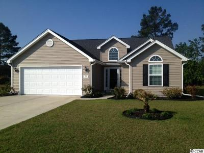 Myrtle Beach Single Family Home For Sale: 299 Turning Pines Loop