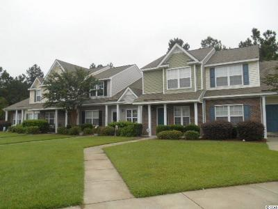Myrtle Beach Condo/Townhouse For Sale: 411 Seabert Rd. #411