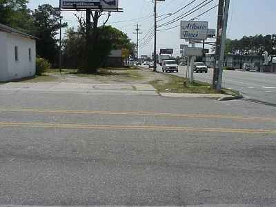 Atlantic Beach Residential Lots & Land Active Under Contract: 3000 Kings Hwy S 30th Ave. N