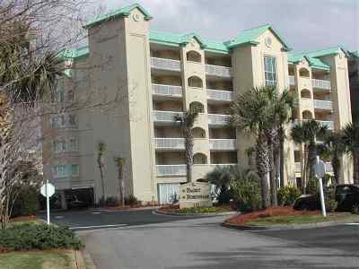 Pawleys Island Condo/Townhouse For Sale: 139 S Dunes Drive #503