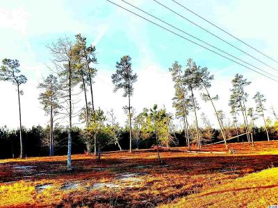 Galivants Ferry SC Residential Lots & Land For Sale: $37,500