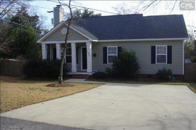 Columbia SC Single Family Home Sold: $175,000