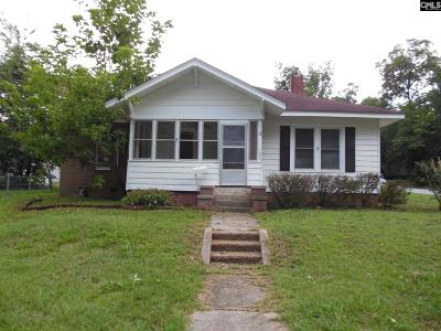 NEWBERRY Single Family Home For Sale: 1404 Silas