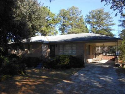 West Columbia Single Family Home For Sale: 319 Rose
