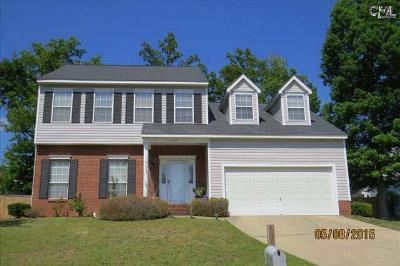 Irmo SC Single Family Home Sold: $164,900
