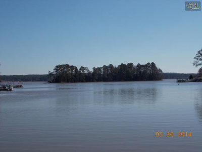 Wateree Hills, Lake Wateree Residential Lots & Land For Sale: 2334 Lake