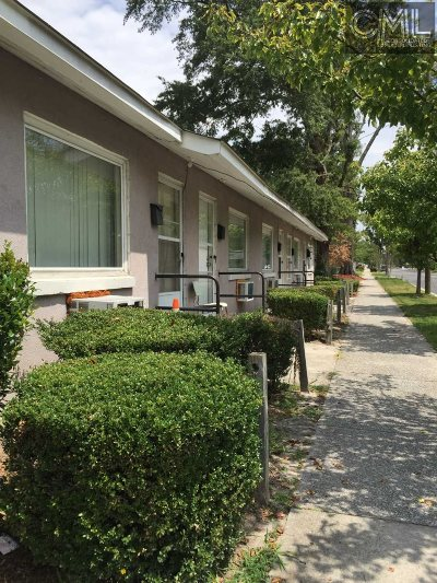 Columbia Multi Family Home For Sale: 2321 Read