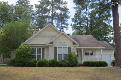Columbia SC Single Family Home SOLD: $118,750