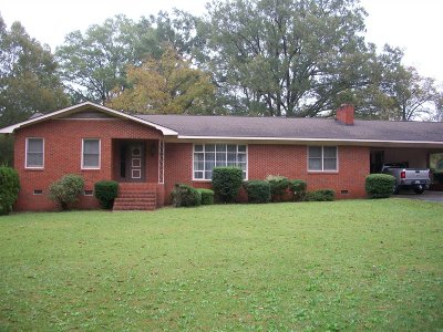 Saluda SC Single Family Home SOLD: $149,000