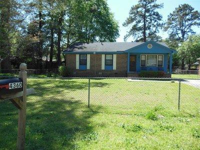 Lexington County, Richland County Single Family Home For Sale: 4360 Crestlite