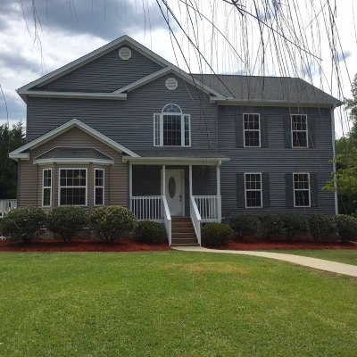 Saluda SC Single Family Home SOLD: $285,000