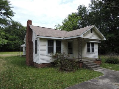 Newberry Single Family Home For Sale: 1511 Whitener