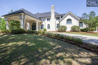 Blythewood Single Family Home For Sale: 2 Oakmist