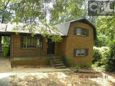 Columbia Single Family Home For Sale: 208 Richcreek