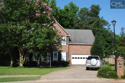 Lexington County, Richland County Single Family Home For Sale: 336 Brentland
