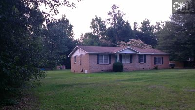 West Columbia Single Family Home For Sale: 148 Peamar