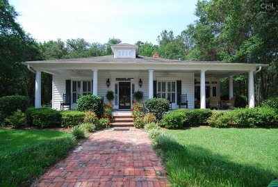 Camden Single Family Home For Sale: 857 Black River