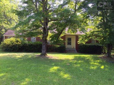 Single Family Home SOLD: 740 Ridge Spring Highway