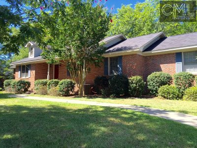 Leesville SC Single Family Home SOLD: $154,000