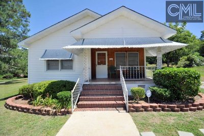 NEWBERRY Single Family Home For Sale: 638 Hill