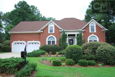 Leesville Single Family Home For Sale: 161 Harbour Watch