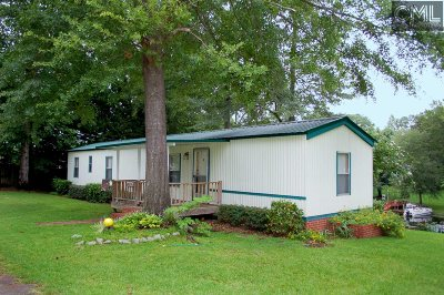 Lexington County, Newberry County, Richland County, Saluda County Single Family Home For Sale: 105 Sandy Beach