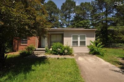 Newberry Single Family Home For Sale: 617 Bush River