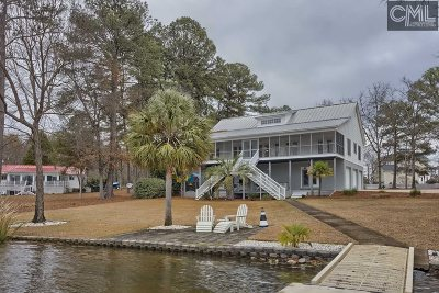 Wateree Hills, Lake Wateree Single Family Home For Sale: 2388 Anns Loop