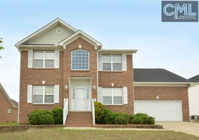 Columbia Single Family Home For Sale: 605 Brickingham