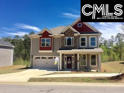 Blythewood Single Family Home For Sale: 262 Merrimont